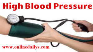 7 Natural Ways Of Curing High Blood Pressure