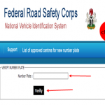 Image: How To Verify Plate Number