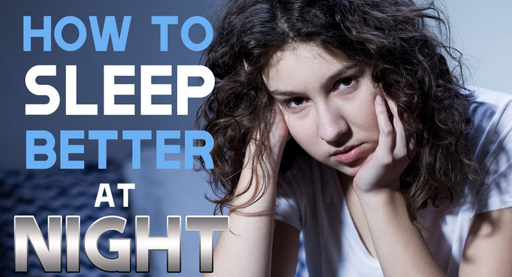 5 Natural Ways To Sleep Well Without Pills
