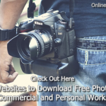 Top Websites to Download Free Photos for Commercial and Personal Works