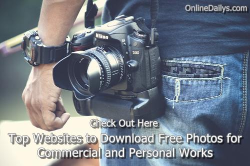 Banner: Top Websites to Download Free Photos