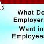 Top Employment Values And Skills Needed From Employees