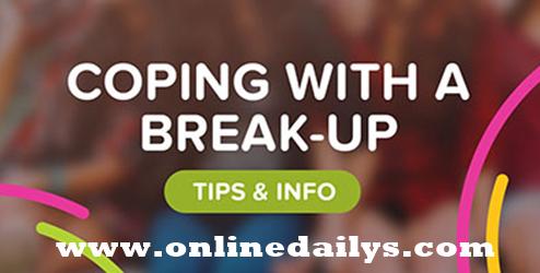 coping with break