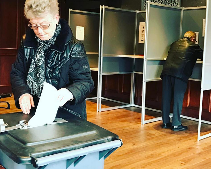 Netherlands Parliamentary Election 2