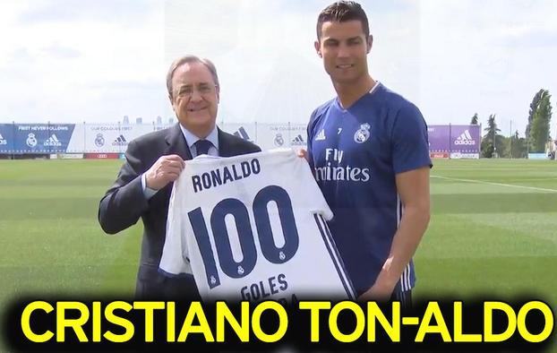 All Time Cristiano Ronaldo Goal Scoring Records