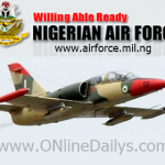 Nigerian Airforce Recruitment Result List | Successful AirForce List Checker (HERE)