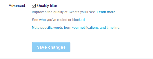 How To Edit Your Twitter Notifications