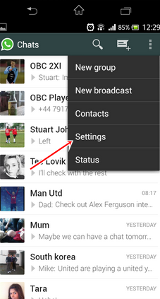 How To Stop Whatsapp Automatic Download Of Images And Videos