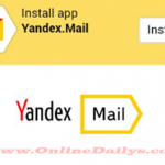 Yandex Mail Registration Page – Create New Yandexmail.com Account – www.Yandex.com Login