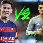 Lionel Messi Vs Cristiano Ronaldo All Time Head-to-Head Stats