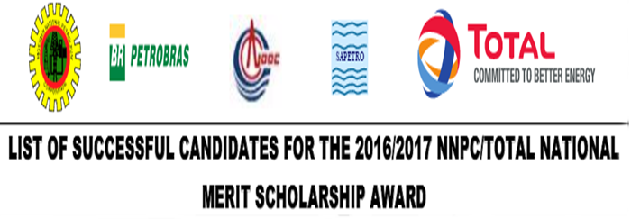 Logo: National Merit Scholarship Award List