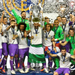 Real Madrid Champions League Finals Records | Opponents, Year & Scores