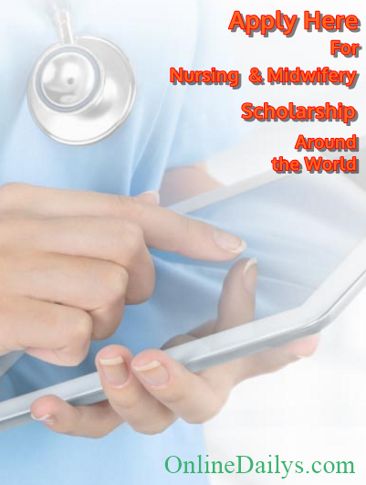 Logo: Scholarship Scheme for All Nursing and Midwifery Candidates