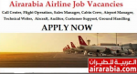 Air Arabia Airlines Job Recruitment Ongoing Now – www.airarabia.com/en/careers