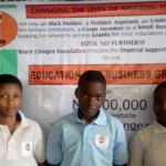 Bruce Chingez Foundation Education & Business Grant