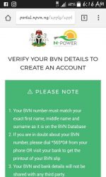 I have Registered For N-Power, What Next? – N-Power Application Processes, Verification & Assessment