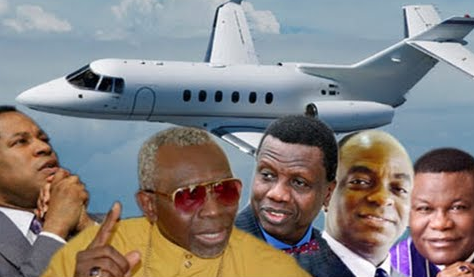 List Of All Nigerian Pastors That Owns Private Jets