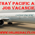 Apply Cathay Pacific Airways Job Vacancies | jobs.cathaypacific.com Job Application Portal