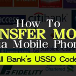 All Banks USSD Code For Money Transfers