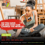 Sign Up Diamond Bank Building Entrepreneurs Today 7 | Diamond Bank Bet 7 Application