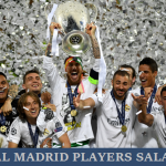 Real Madrid Players Weekly Salary 2017/18 | See All Contract Details