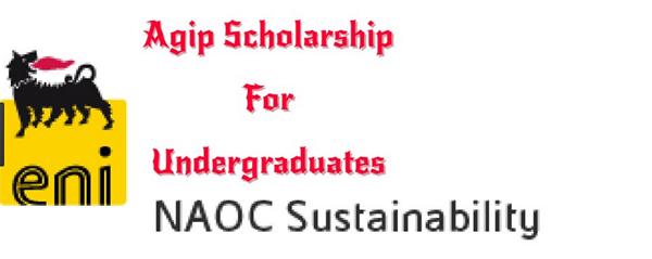 Apply For Nigerian Agip Oil Company Tertiary Scholarship Scheme 2017