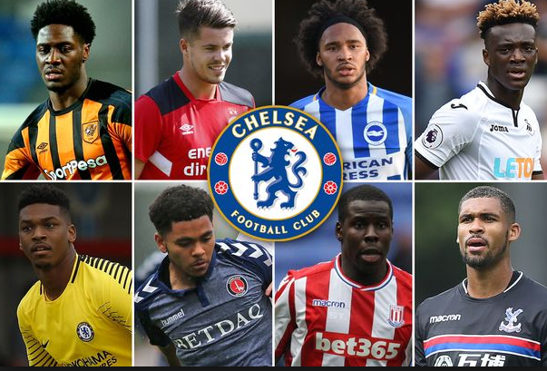 List Of Players Loaned Out By Chelsea 2017/18 – See All Players & Club Loaned To