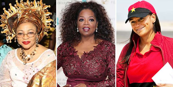 Top 5 Richest African Women 2017 – Richest African Women Today