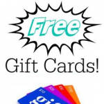 How To Get Free Gift Card Online And Make Money From It