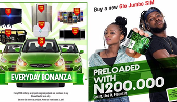How to join glo jumbo sim promo with 200 thousand free - Jumbo mobel discount ...