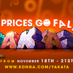 Konga Black Friday 2017 Deal And Dates - Konga Yakata Sales