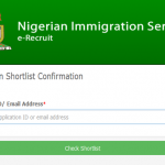 Check List of Successful Candidates for Nigerian Immigration Service 2017 – Here