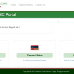 NYSC Dashboard Login Portal – Full Guide to Sign In Your NYSC Acct