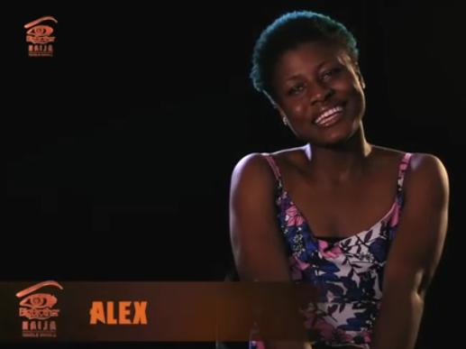 Alex - BBNaija 2018 Housemate