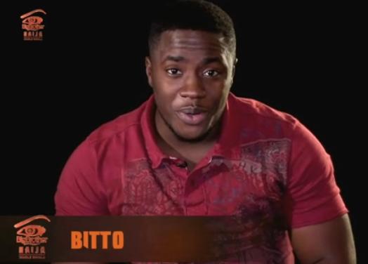 Bitto - 2018 BBNaija Housemate