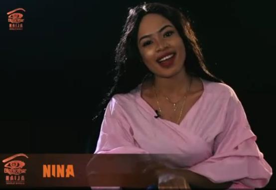 Nina - Big Brother Nigeria Housemate