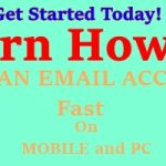 OPEN AN EMAIL ACCOUNT