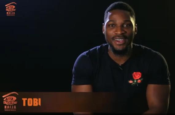 Tobi - BBNaija 2018 Housemate
