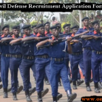 Nigerian Civil Defense Recruitment Application Form 2018/2019