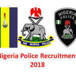 2018 Nigerian Police Force Recruitment Application Form Is Out – www.policerecruitment.ng