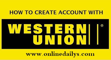 How To Send Money Online Through Western Union Money Transfer