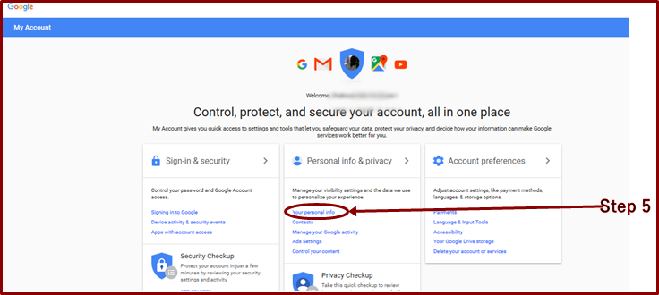 how to edit or permanently delete google account delete your gmail