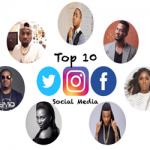 Top 10 Most Followed Nigerian Celebrities On Instagram