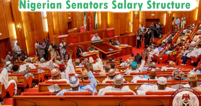 Nigerian Senators Salary Structure – See What A Nigerian Senator Earns Monthly