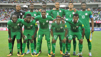 Nigeria 2018 World Cup Squad