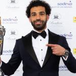 Mohamed Salah – PFA Player Of The Year Award Winner 2017/2018