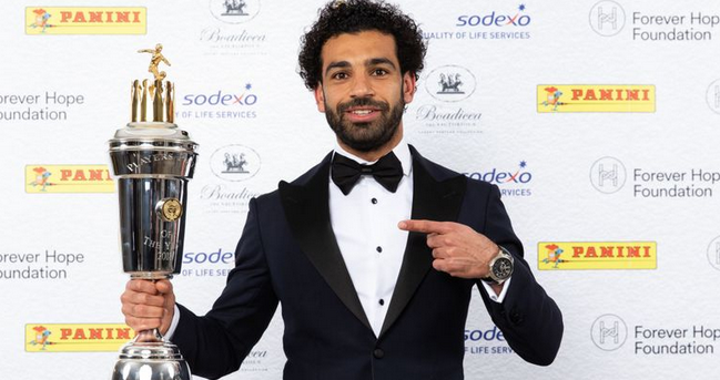 Mohamed Salah Awards And Records