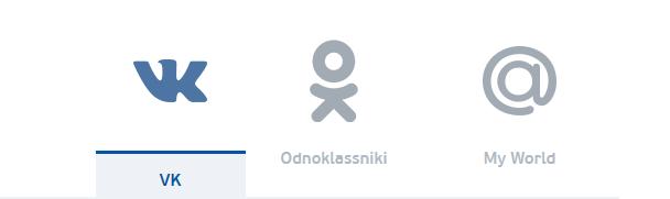 mail ru social sites