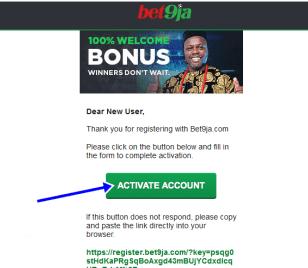 Bet9ja Online Mobile Registration - Bet9ja Mobile