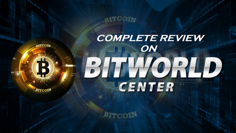 BITWORLD Center Company Review